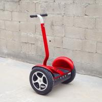 Quality Red Two Wheel Self Balancing Smart Electric Scooter With GPS Tracking System for sale