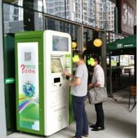 Wholesale Airport Automatic Reverse Can And Bottle Recycling Machines 200 Pcs Eco Friendly from china suppliers