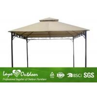 Wholesale Collapsible / Folding Garden Wedding Gazebo Outdoor Canopy Gazebo Kit 10 X 20mm from china suppliers