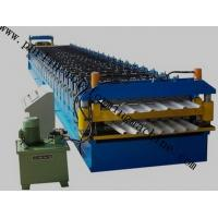 Wholesale Color Coated Double Layer Cold Roll Forming Machinery , Metal Forming Tools from china suppliers