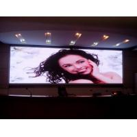 Wholesale P 3.91 mm Indoor RGB Video Wall Rental With Aluminum Cabinet Fast Assembling from china suppliers