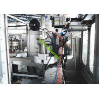 Buy cheap 24000BPH Carbonated Drink Filling Machine Quick Opening Can Soft Drink Pressure from wholesalers