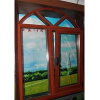 Wholesale 1.6mm profile thickness brand new powder coated aluminum tilt & turn window for restaurant from china suppliers