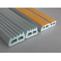 Wholesale PVC / SR Automatic Door Bottom Seal , High Elastic door frame rubber seal from china suppliers