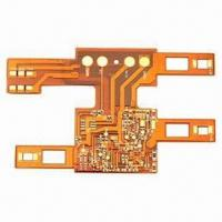 Wholesale Flexible PCB with Tin-lead, Nickel and Gold Plating from china suppliers