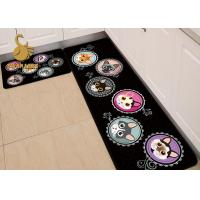 Wholesale Professional Washable Kitchen Rugs Waterproof For Bedroom / Dining Room from china suppliers