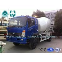 Wholesale Electric Control 6 CBM Cement Mixer Vehicle With Mercedes Benz Technology from china suppliers