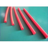 Quality Industrial Grade Silicone Rubber Tubing , Silicone Rubber Sleeve 1.25g/Cm3 Density for sale