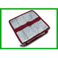 Wholesale Zip Lock Aluminium Foil Bag Protect Foods Fresh Carry Packaging Box With Handle from china suppliers