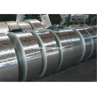 Wholesale Q195 sphc Hot Dipped Galvanized Cold Rolled Steel Strip from china suppliers
