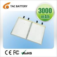 Wholesale high power Li-ion Polymer   3.7V 10Ah 5C-10C  9759156  Rechargeable Battery from china suppliers