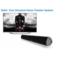 Wholesale Powerful Home Theater Virtual Surround Sound Bar for TV with Optical / Coaxial Digital Inputs from china suppliers