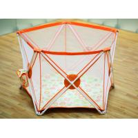 Wholesale Folding Extra Large Baby Safety Fence Double Layer Fabric With High Grade Cotton from china suppliers