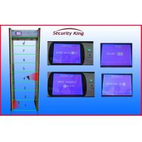 Wholesale LCD Screen Waterproof Door Frame Metal Detector with Multizones Detection from china suppliers