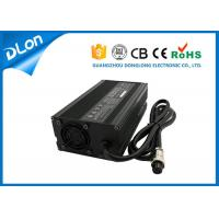 Buy cheap hot sale factory battery charger 220v 24v for lead acid / lifepo4 battery 60v 50ah 60ah 70ah electric scooter from wholesalers