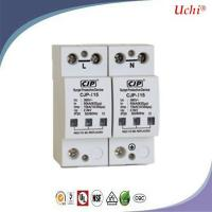 Quality 50ka Low Voltage Varistor Surge Protectors Direct Lightning Protection Of Overhead Lines Door for sale