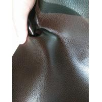 Wholesale Furniture Perforated Suede Fabric Durable Full Grain Cow Leather from china suppliers