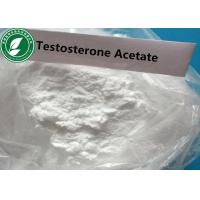 Wholesale Raw Steroid Powder CAS:1045-69-8 Testosterone Acetate For Bodybuilding from china suppliers