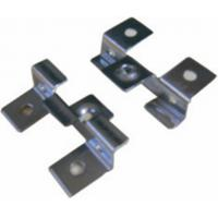 Wholesale 50x35mm WPC Accessories , SS Fixing Clip For Composite Decking from china suppliers