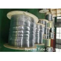 Wholesale TP316Ti Stainless Steel Coil Tubing Seamless Round Tube Wst. 1.4571 UNS S31635 from china suppliers