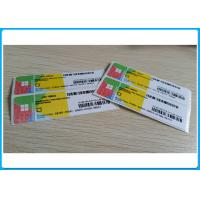 Wholesale Geniune Windows 7 professional 32 bit 64 bit key COA  License Sticker activation on computer from china suppliers