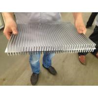 Wholesale 6061 T66 400MM Width Aluminum Extrusion Heat Sink CE SONCAP ISO RoHS TUV from china suppliers