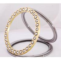 Wholesale Chrome Steel 51101 Ball Thrust Bearings for Industrial Machine from china suppliers