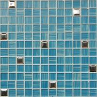 Buy cheap Glass Mosaic for Wall and Floor from wholesalers
