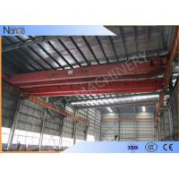 Wholesale 16t Electric Traveling Double Girder Overhead Cranes For Repair Shops from china suppliers