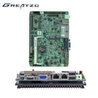 Wholesale Dual Core CPU 3.5 Inch Motherboard 2 LAN Ports , Atom Processor Motherboard  from china suppliers