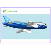 Quality 8GB High-Speed Airplane 787 Shape Customized USB Flash Drive / USB Keys 4GB Air Plane for sale