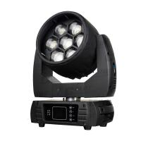 Wholesale Nightclub Osram Moving Head LED Wash Zoom Lamp 7 * 40W With Pixel Mapping from china suppliers
