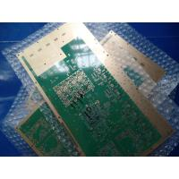 Wholesale 10 Layer High Frequency PCB Design RO4350B Core For Broadband Wireless Solutions from china suppliers