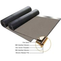 Wholesale Non woven compound glassfiber mat SBS modified bitumen waterproof membrane from china suppliers