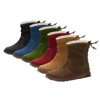 Wholesale Black Womens Winter Snow Boots  from china suppliers