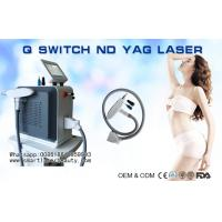 Wholesale Portable Q Switched ND YAG Laser Tattoo Removal Machine from china suppliers
