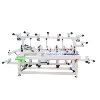 Wholesale Four Station Automatic Lamination Machine Multiply Paper Laminating Machines from china suppliers