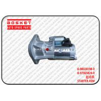 Wholesale 8-98028198-0 8-97365824-0 8980281980 8973658240 Starter Assembly Suitable For ISUZU TFR 4JJ1 4JH1 from china suppliers