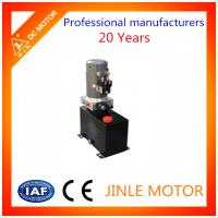 Wholesale 24V DC 12V Forklift Hydraulic Power Unit Pack With Customization Service from china suppliers