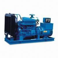 China Engine Diesel Generator Sets with Open/Silent Type and Low Fuel Oil Consumption on sale
