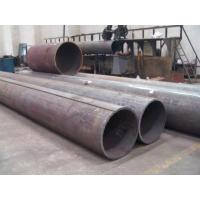 """Wholesale SGS SONCAP 12"""" 16"""" ERW Steel Round Pipe JIS G3454 EN10219 For Structure from china suppliers"""