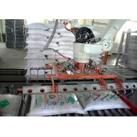 Wholesale Full Automatic Robot Palletizing System PLC Control for Cartons and Bags Low Breakage from china suppliers