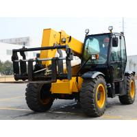 Wholesale 3.5 Ton 7850KG Yellow Telescopic Telehandler Forklift /strong power Weichai Engine Jcb Telehandler Fork Length 7150mm from china suppliers