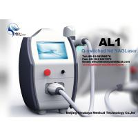 Wholesale 532nm or 1320nm / 1064 nm nd yag laser Equipment For Pigment removal / Skin rejuvenation from china suppliers