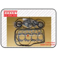 Wholesale Light Duty 700P 4HK1 Isuzu Cylinder Gasket Set 5878151980 5-87815198-0 from china suppliers