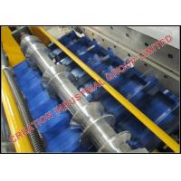 Wholesale Galvalume Metal Roof Panel Roll Forming Machine, R Panel Cold Roll Forming Equipment from china suppliers