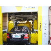 Wholesale TEPO-AUTO TUNNEL CAR WASH with high speed washing 60-80 cars per hour from china suppliers
