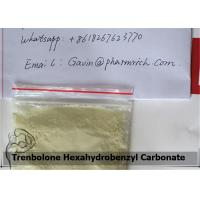 Wholesale Powded Parabolan Trenbolone Steroids Trenbolone Cyclohexylmethylcarbonate from china suppliers