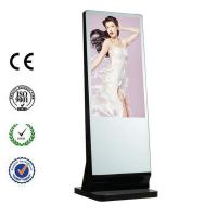 Wholesale 55W Free Standing Kiosk Full HD LCD Display Touch Screen Digital Signage Android 4.4 from china suppliers
