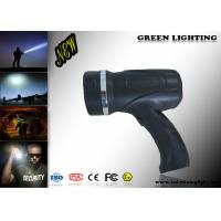 Wholesale 5W 55000 Lux Search Light Torch , 3.7V 500 Lumen CREE Led Searchlight from china suppliers